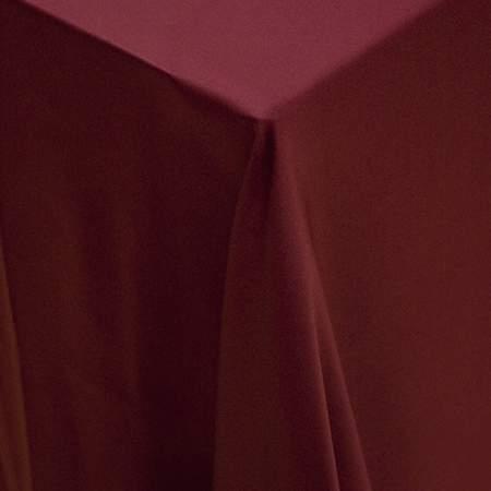 "Lamour Burgundy 60"" x 120"""