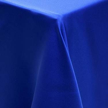 Ballroom Lamour Blue Chair Cover