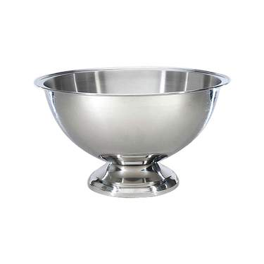 Silver Punch Bowl 5gal