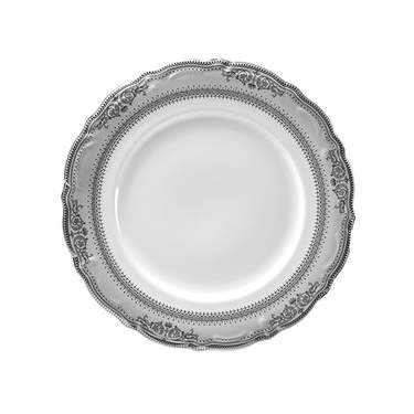 Platinum Vanessa Plate