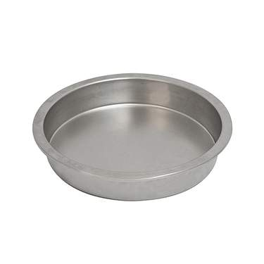 "Round Food Pan 2"" Deep"