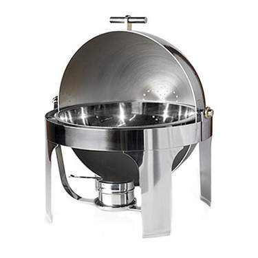 Rolltop Silver Chafer 6qt