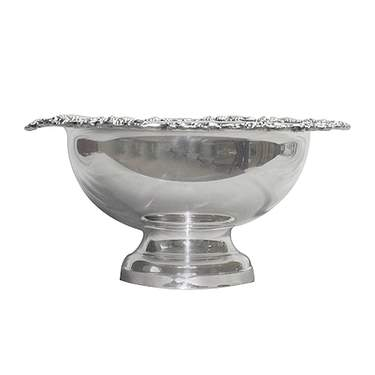 Silver Punch Bowl 2.5gal