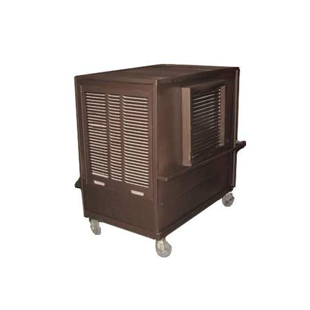 Evaporative Port A Cool Fan Container