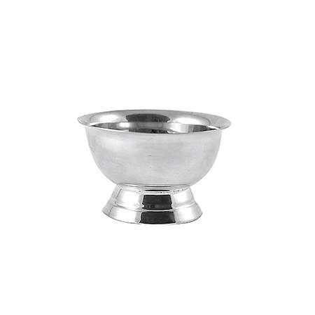 "Round Revere Silver Bowl 4"""