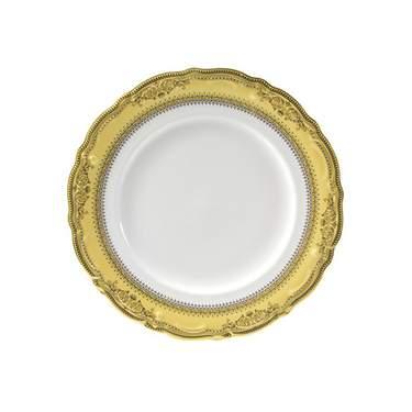 Gold Vanessa Plate