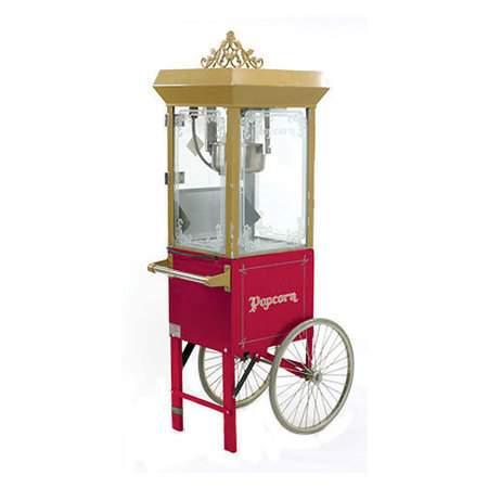 Portable Popcorn Machine