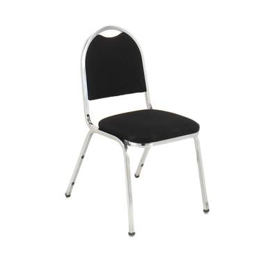 Chrome Frame Banquet Chair
