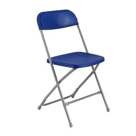Folding Chair Royal w/ Chrome Frame