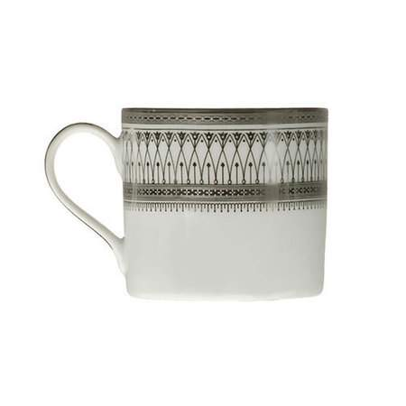 Gothic Silver Coffee Cup