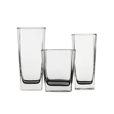 Sterling Square Glassware Pattern