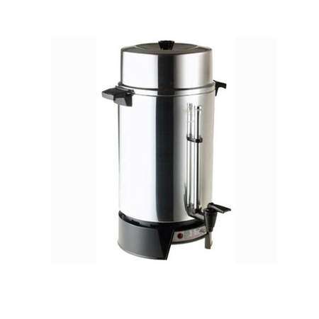 Aluminum Coffee Maker 90 Cup