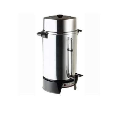 Aluminum Coffee Maker 90 Cup