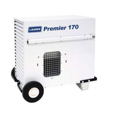 Console Heater 170000 Btu