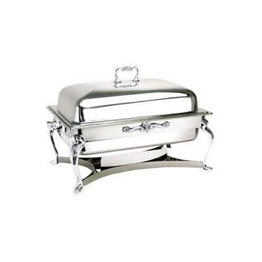 Silver Lafayette Chafer 8qt