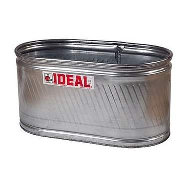 Galvanized Beverage Tub 110gal