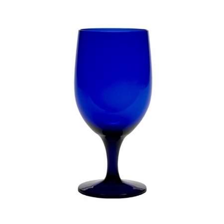Gala Cobalt Blue Water Goblet