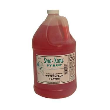 Watermelon Sno-Cone Syrup