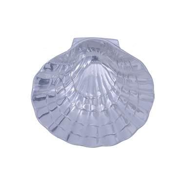 """Silver Shell Tray 10"""""""