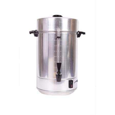 Aluminum Coffee Maker 100 Cup