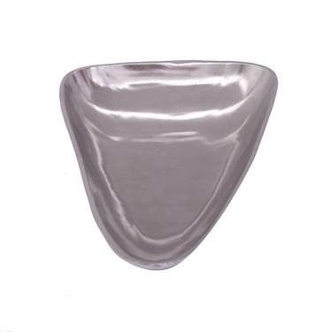 Triangle Aluminum Bowl 19""