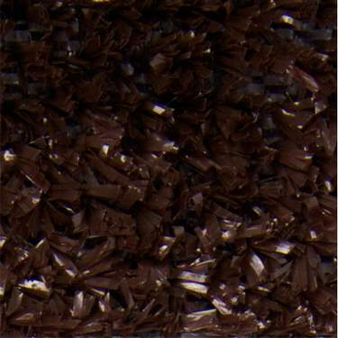 Dark Brown Synthetic Turf