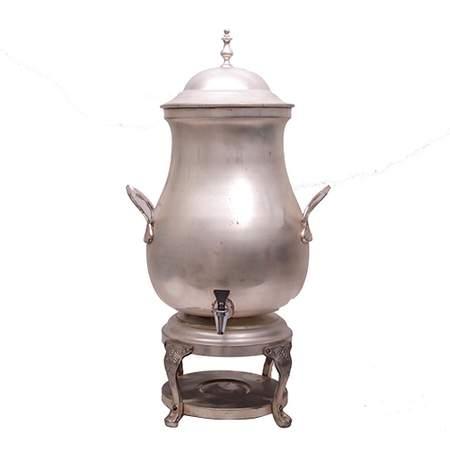 Silver Trophy Urn 100 cup
