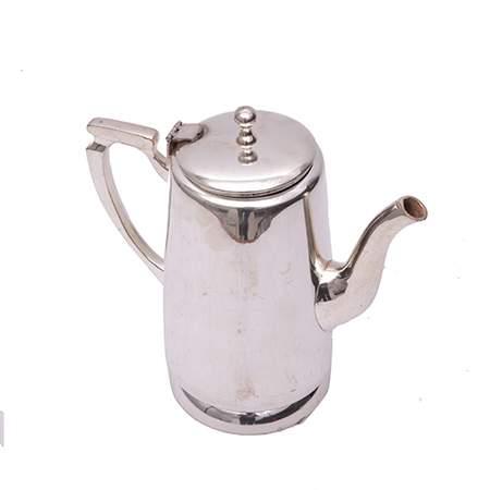 Silver Coffee Server 80oz