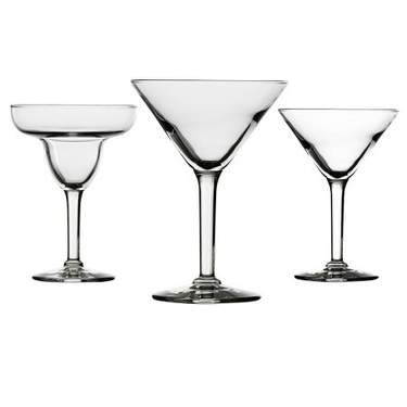 Citation Glassware Pattern