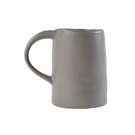 Lucca Grey Mug