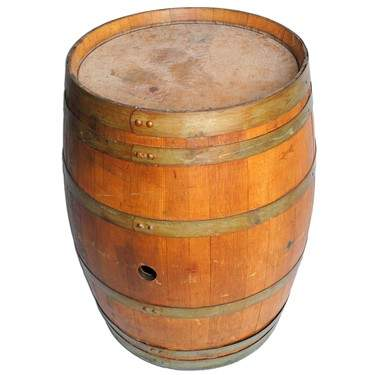 Wine Barrel Bar Accessory