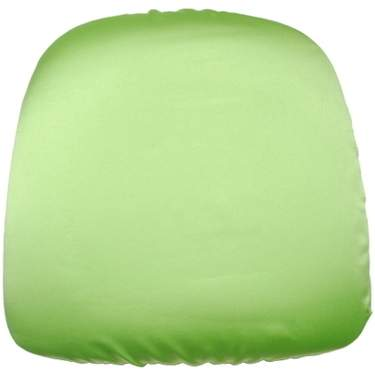 Chiavari Cushion Apple Green Lamour