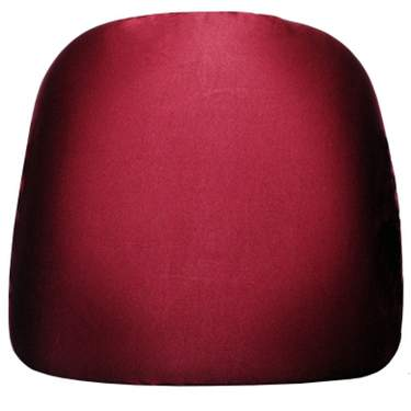 Chiavari Cushion Burgundy Lamour