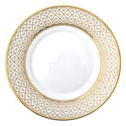 Gold Marcella Plate 6""