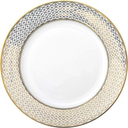 Gold Marcella Plate 10.75""