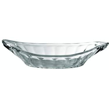 Banana Split Glass Dish