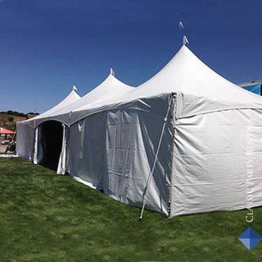 Tent 20' X 30' X 8' Festival U/W