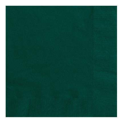 Green 2-Ply Cocktail Paper Napkin (125 Pack)