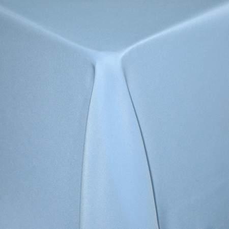"""Poly Light Blue 90"""" X 156"""" Linen"""