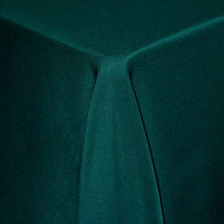 "Linen Poly Hunter Green 60"" X 120"" (Sc)"