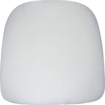 Chiavari Cushion White Lamour
