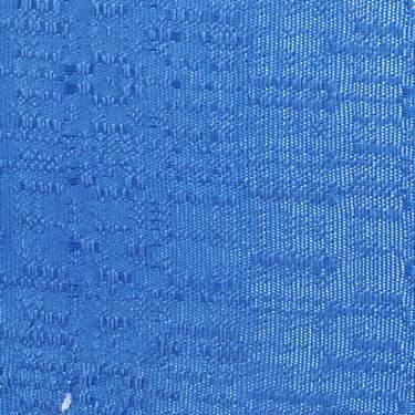 Poly Drapery Banjo Blue