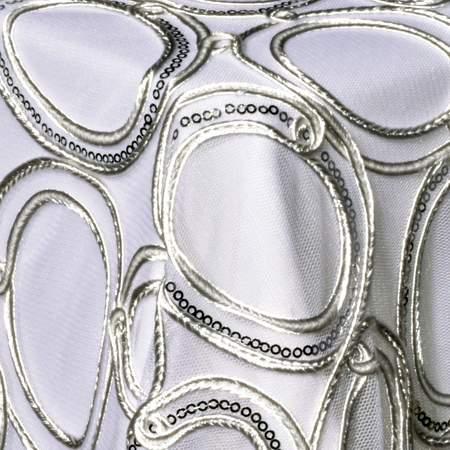 Lust White Square Linen