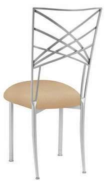 Fanfare Chair - Silver