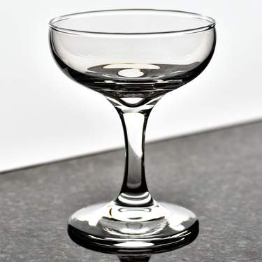 Embassy Champagne Saucer