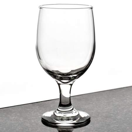 Embassy Water Goblet 11 5oz Rentals Glassware