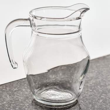 Glass Creamer 11oz