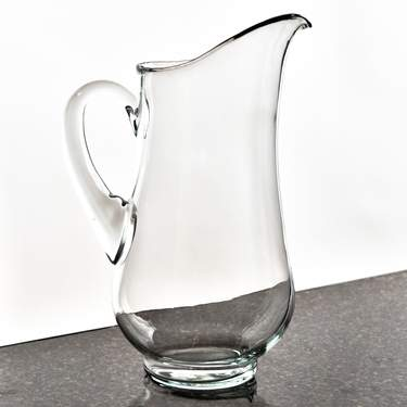 Glass Sangria Pitcher 78oz