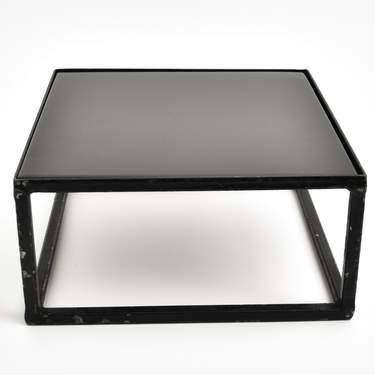 "Metal Cube Buffet Riser 6"""