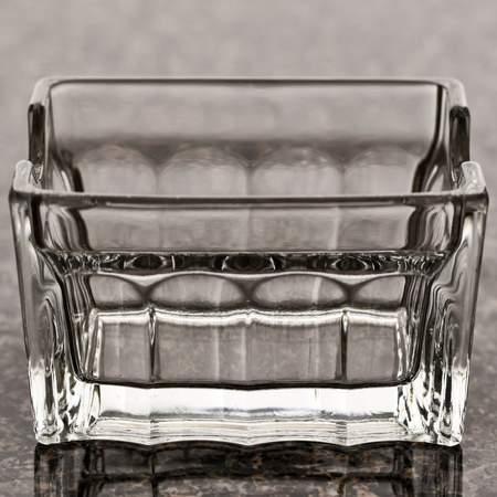 Glass Sugar Packet Holder